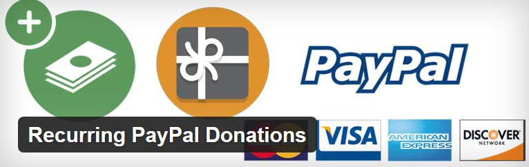 featured image for the recurring PayPal donations subscription plugin